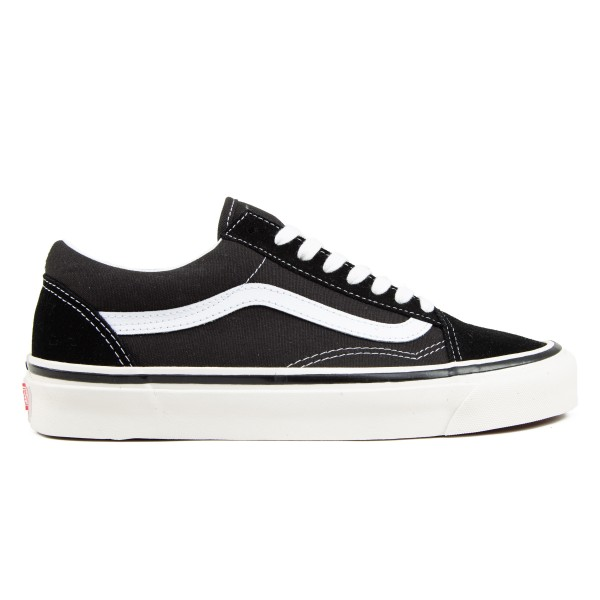 Vans Old Skool 36 DX 'Anaheim Factory' (Black/True White)