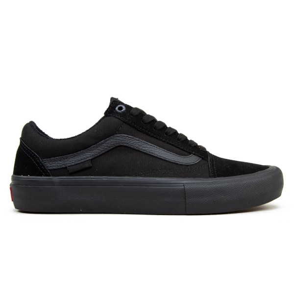 Vans Old Skool Pro (Blackout)