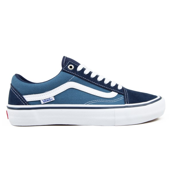 Vans Old Skool Pro (Navy/Stv Navy/White)