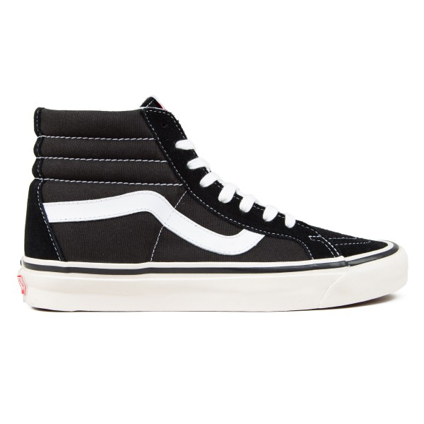 Vans SK8-Hi 38 DX 'Anaheim Factory' (Black/True White)