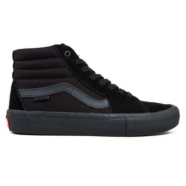 Vans Sk8-Hi Pro (Blackout)