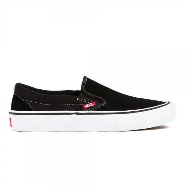 Vans Slip-On Pro (Black/White/Gum)