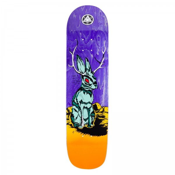 "Welcome Skateboards Jackalope Skateboard Deck 8.25"" (Desert)"