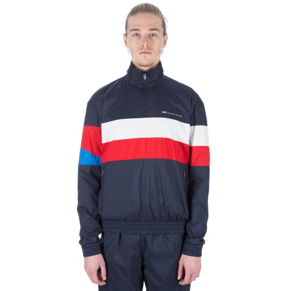 Wood Wood Holborn Jacket (Navy Stripe)