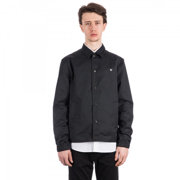 Wood Wood Kael Jacket (Black)