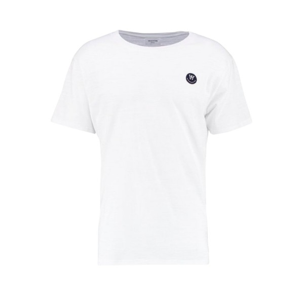 Wood Wood Slater T-Shirt (Bright White)