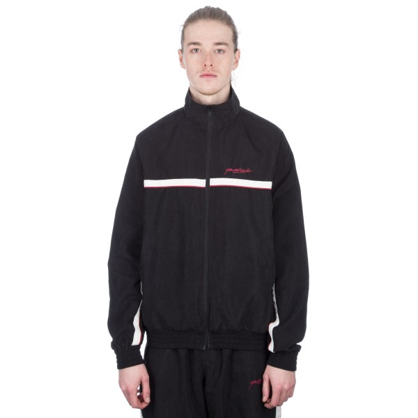 Yardsale WaveRunner Tracksuit Jacket (Black)