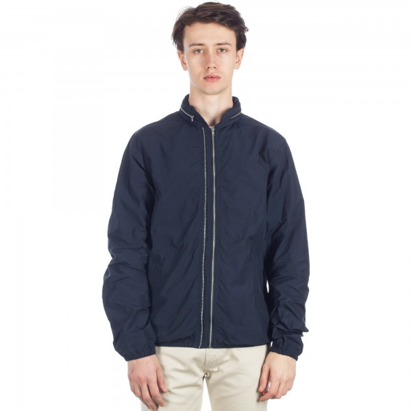 YMC Double Zip Jacket (Navy)