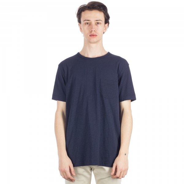 YMC Pocket T-Shirt (Navy)