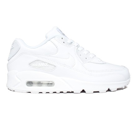 Nike Sportswear Shoes Air Max 90 Leather True WhiteTrue White