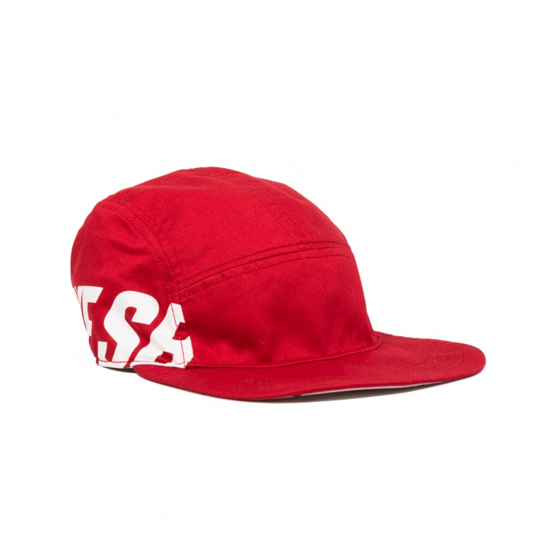 bb1eb2d78f45c ... closeout nike sb reversible 5 panel cap gym red white consortium. 6b701  54f8b