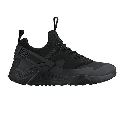 buy popular b17c1 eda84 Nike Air Huarache Utility (Black Black-Anthracite) - Consortium.