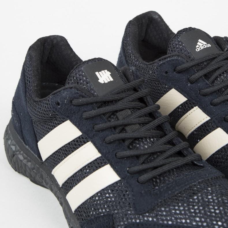 quality design 50490 b27a8 adidas by UNDEFEATED adizero Adios 3 UNDFTD. (Core BlackDuneCore ...