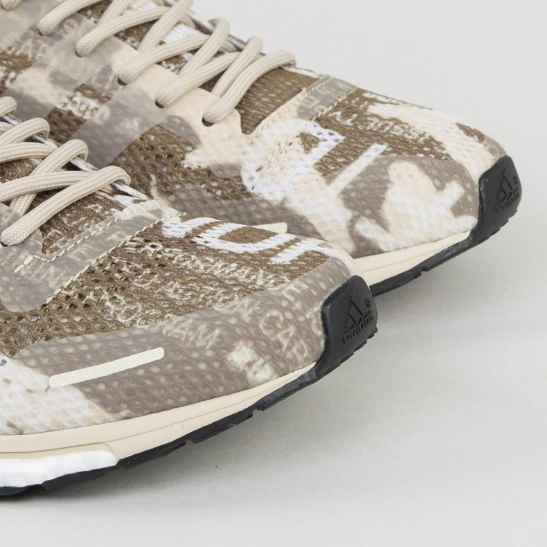 detailed look 6da09 ff92f adidas by UNDEFEATED adizero Adios 3 UNDFTD (Dune/Tactile Khaki/Base  Khaki/Core Black/Footwear White)