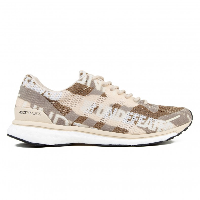 uk availability f2ad6 13e74 adidas by UNDEFEATED adizero Adios 3 UNDFTD (Camo) - Consort