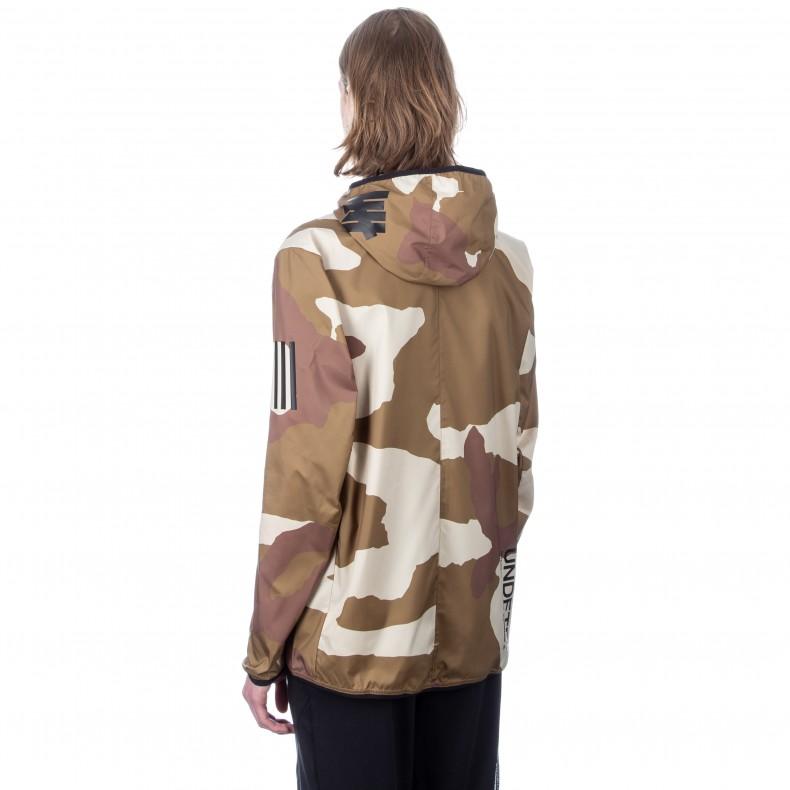 adidas by UNDEFEATED Response Wind Jacket LTD (DuneTactile
