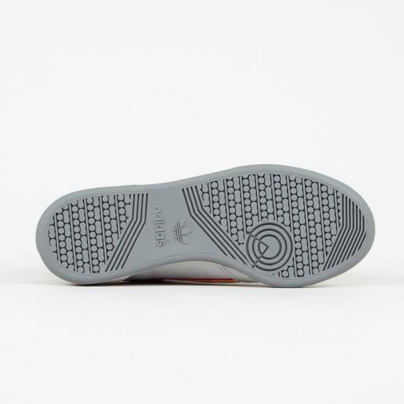 new arrival fd02a cd1f8 adidas Originals Continental 80. (Grey Two F17Grey One ...