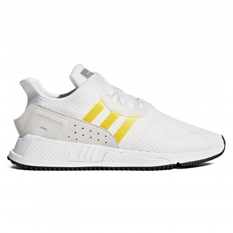 473657f44390 adidas EQT Cushion ADV  Sunny Yellow  (Footwear White EQT Yellow Silver  Metallic) - Consortium