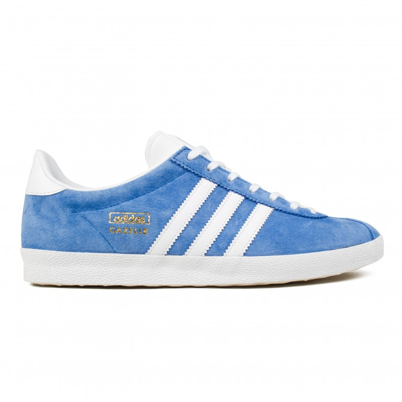 Adidas Gazelle OG (Air Force BlueWhiteMetallic Gold  großer Rabatt