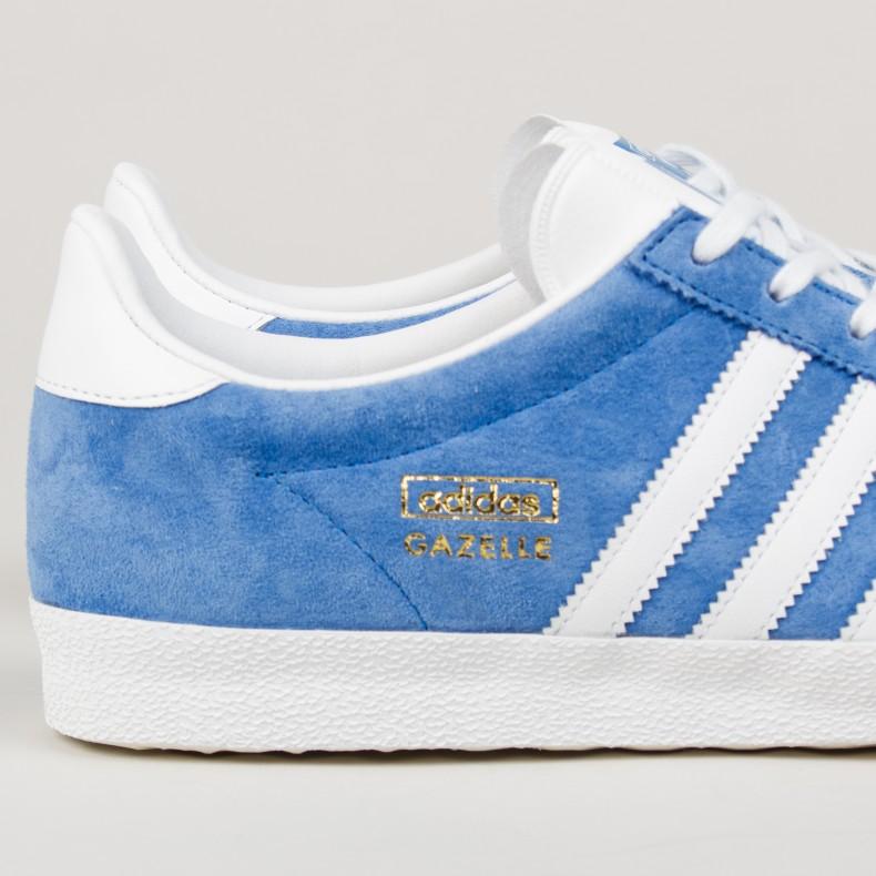 adidas gazelle og air force blue white