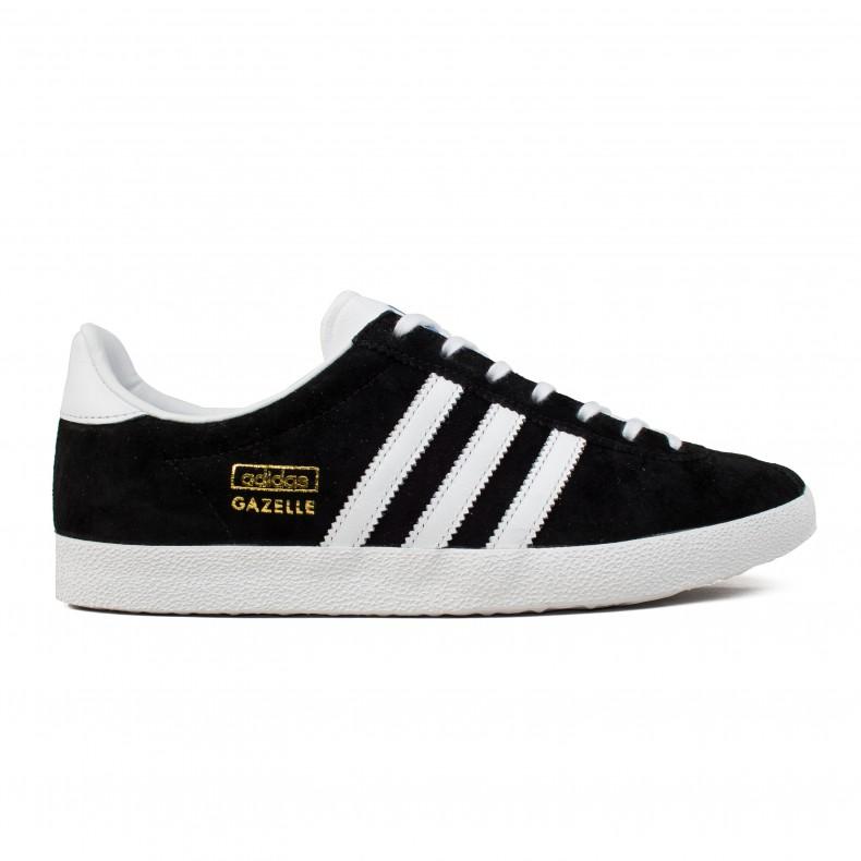 adidas gazelle black og