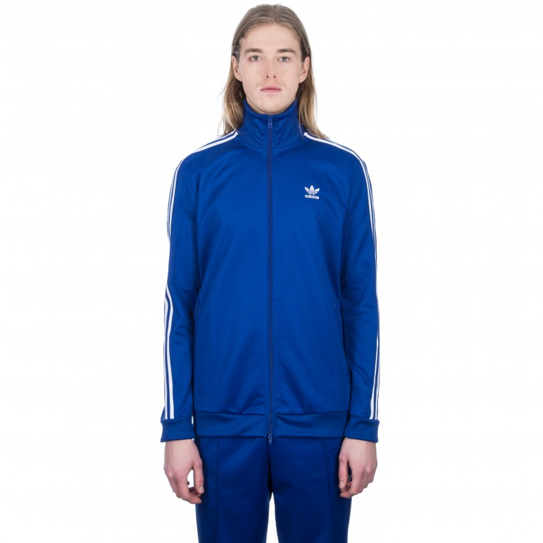 4232faf6ab8 adidas Originals Beckenbauer Track Top (Collegiate Royal) - Consortium.
