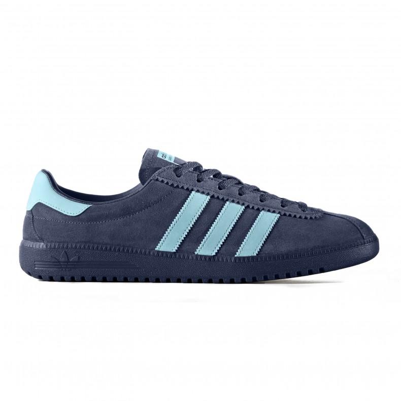 2ee8167a7d5923 adidas Originals Bermuda (Mystery Blue Clear Mystery Blue) - Consortium.