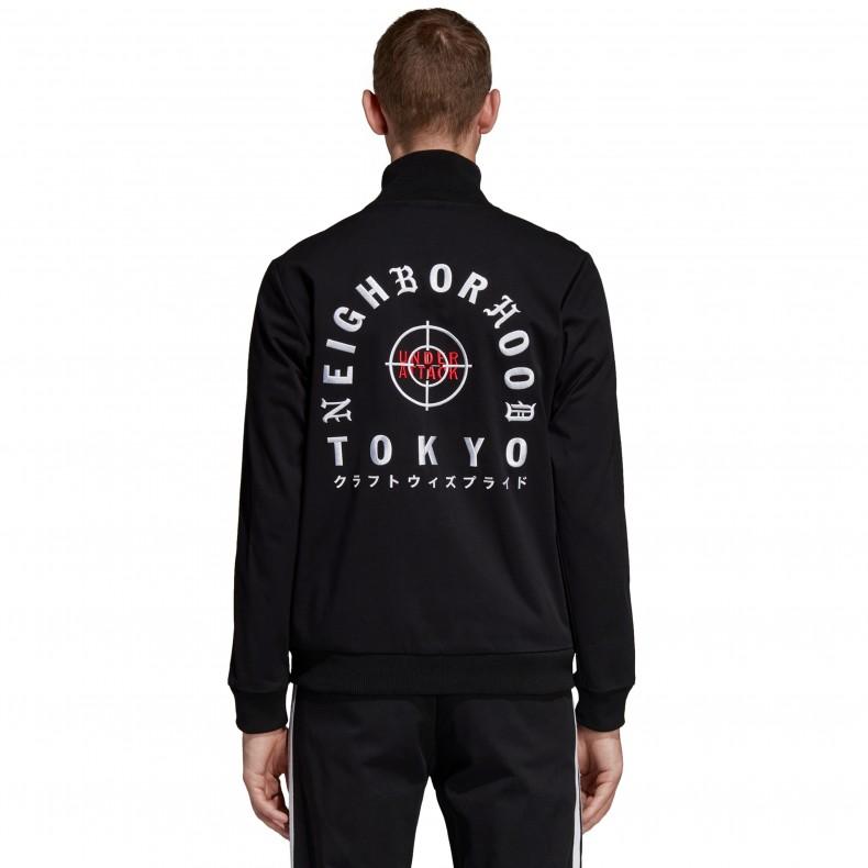Adidas Originals By Neighborhood Track Top Black Dh2043