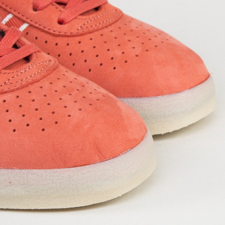 the best attitude baaba 6fcd0 adidas Originals by Oyster Holdings 350 (Trace Scarlet/Chalk White/Gold  Metallic)