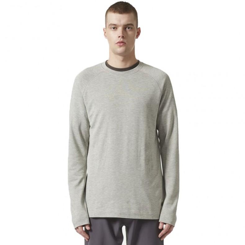 promo code 33fc2 451d3 adidas Originals by wings+horns Long Sleeve T-Shirt. (Sesame)