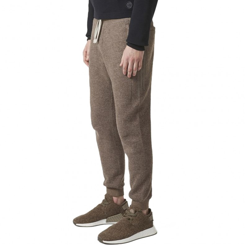 b9da8e7a5221 adidas Originals by wings+horns Wool Track Pants (Simple Brown) - Consortium