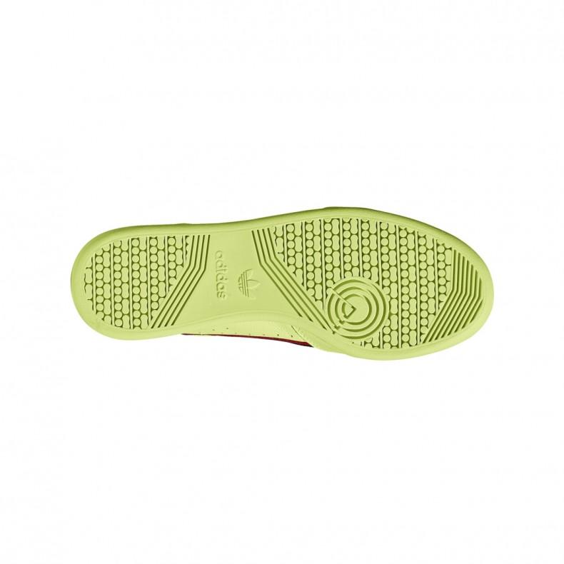 wholesale dealer 64ff4 689f2 adidas Originals Continental 80 Frozen Yellow