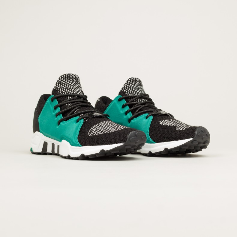 huge selection of 35c96 286bf Adidas Originals EQT 1/3 F15 OG (Core Black/Super Green F15 ...