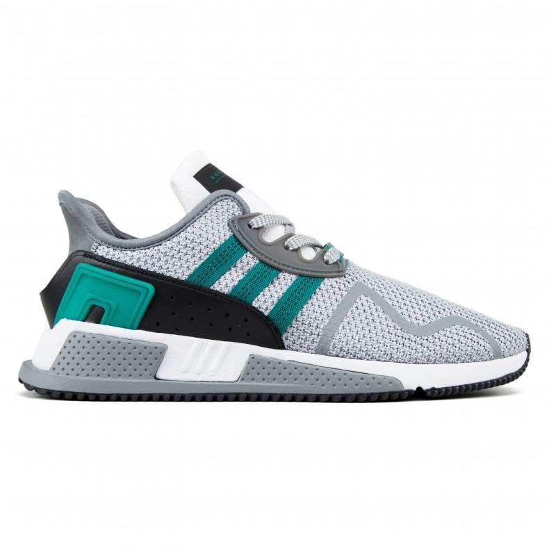 Adidas originali eqt cuscino avanzata (grey 2 / sub - verde / bianco)