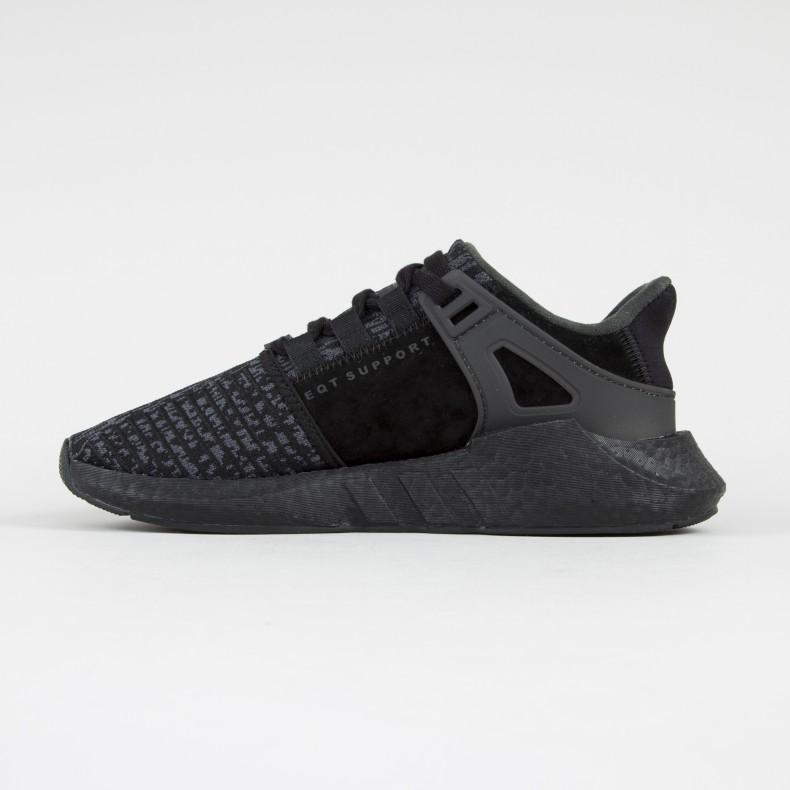 wholesale dealer 4a555 0776d adidas Originals EQT Support 93/17 'Black Friday' (Core ...