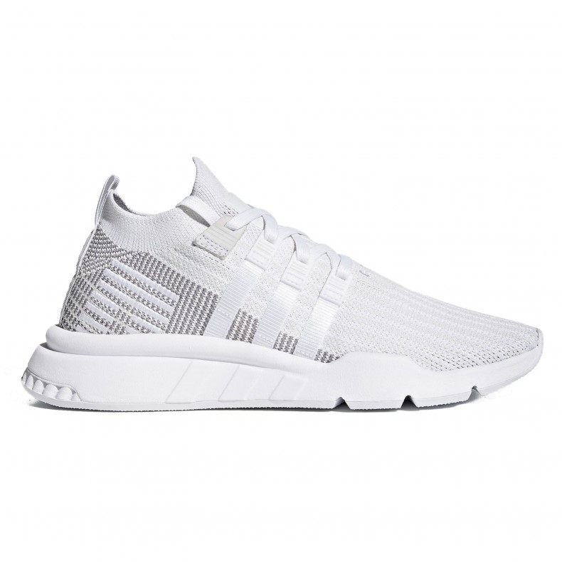 43de469f28c adidas Originals EQT Support Mid ADV Primeknit. (Footwear White Footwear  White Grey One)