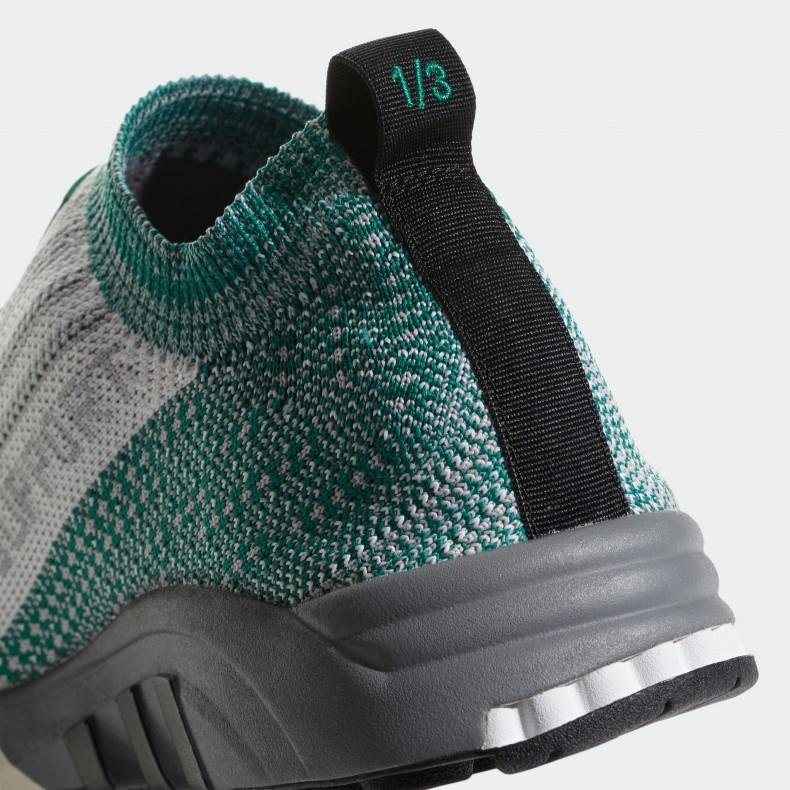 buy popular 11968 bc287 adidas Originals EQT Support SK Primeknit (Grey Two/Footwear White/Sub  Green)
