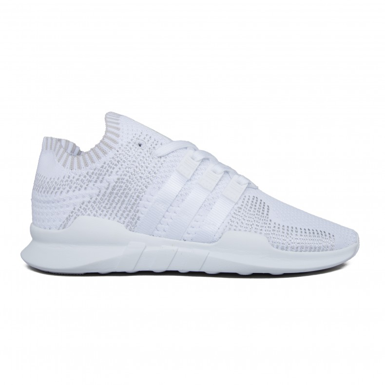 5aa0b8bc6a0 adidas Originals Equipment Support ADV Primeknit (Footwear White Footwear  White Sub Green) - Consortium.
