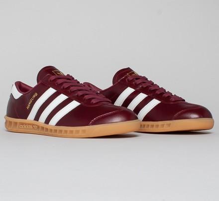 low priced 297c4 239b6 adidas Originals Hamburg MIG