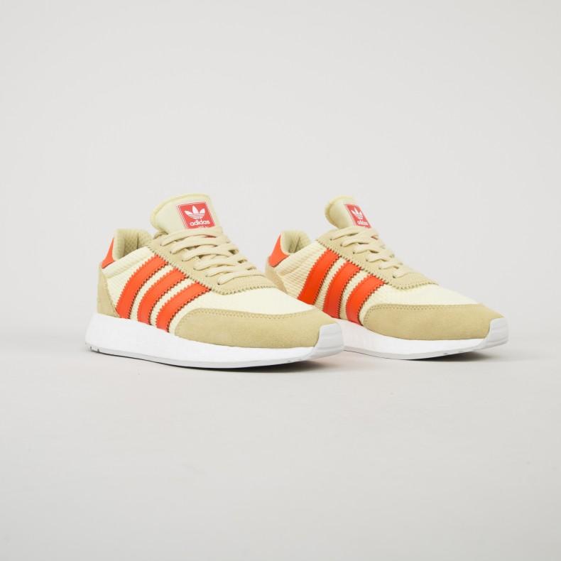 adidas Originals I 5923 Clear YellowSolar RedGrey one