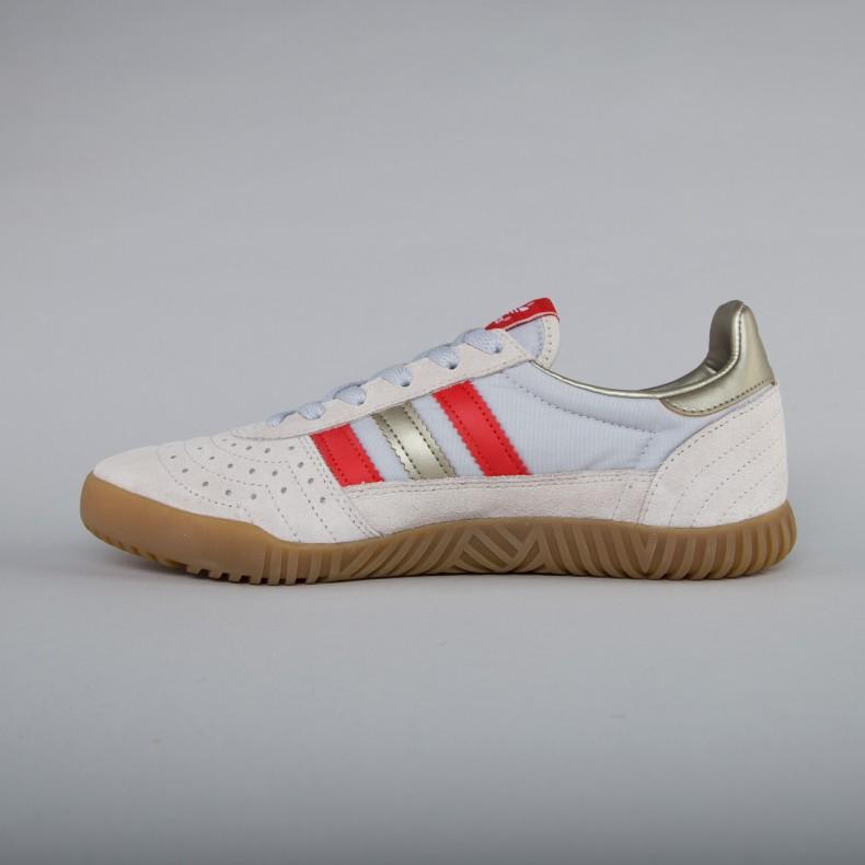 adidas Originals Indoor Super (Clear BrownCore RedCyber Metallic)