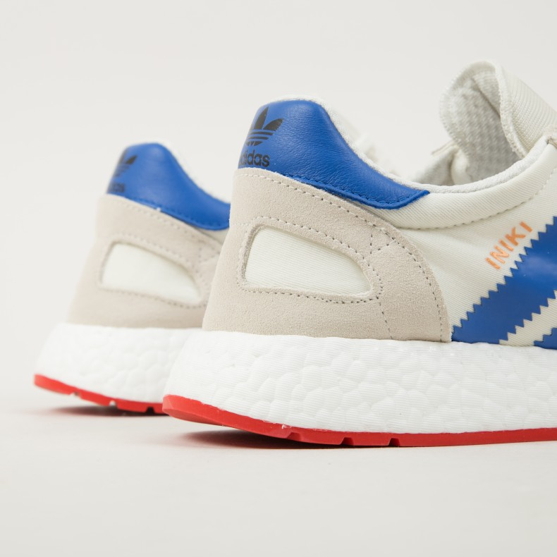 size 40 14c6c 283bc ... adidas originals iniki runner. (off white blue core red)