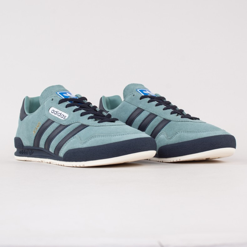adidas Originals Jeans Super (Vapour Grey Night Navy Cream White) -  Consortium. 92e3334909d6
