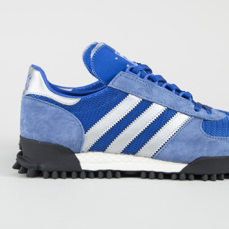 3606b94ade75b8 adidas Originals Marathon TR (Trace Royal Blue Core Black) - Consortium.