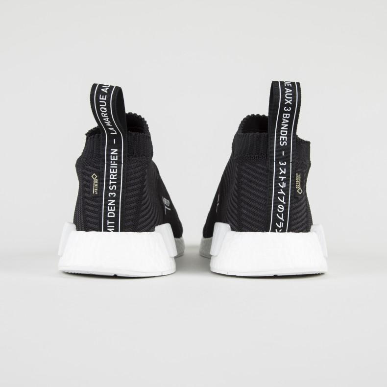 675fd2fe2 adidas Originals NMD CS1 GTX Primeknit (Core Black) - Consortium