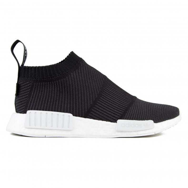 detailed look cbe73 37643 adidas Originals NMD_CS1 GTX Primeknit (Core Black) - Consortium