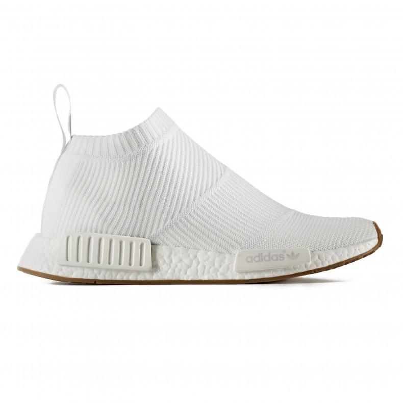 adidas Originals NMD CS1 Primeknit (Footwear White Footwear ... cb57ad811