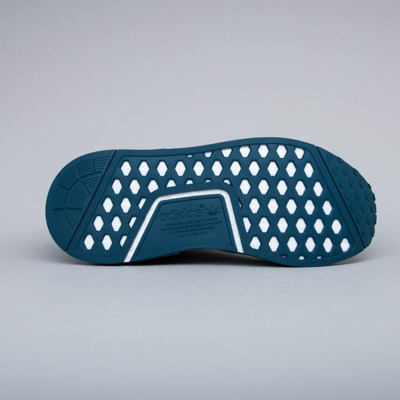 Adidas Nmd_r1 W Primeknit Tactile Vert / Métallique D'essence oHduPJ9We