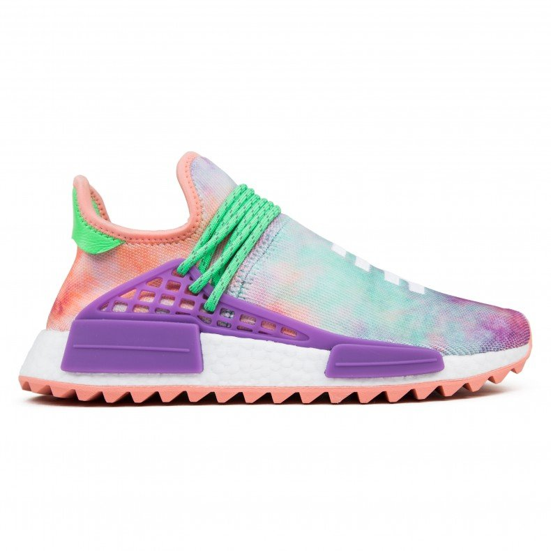 watch 815e2 292e4 adidas Originals Pharrell Williams Hu Holi NMD  Powder Dye  (Chalk  Coral Supplier Colour Supplier Colour) - Consortium