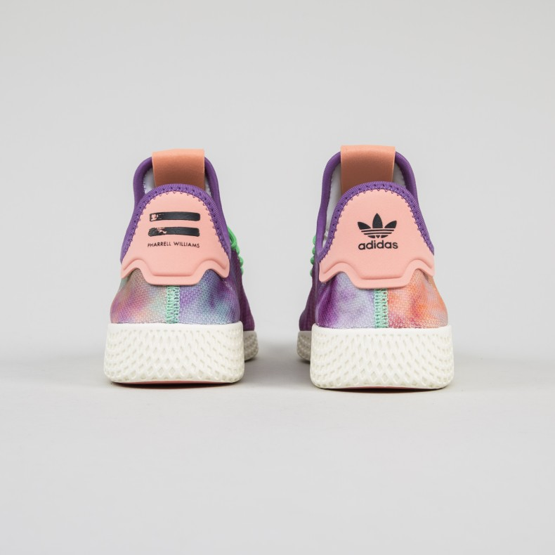 07b49a657e57f ... cheapest adidas originals pharrell williams hu holi tennis hu powder  dye fdb3e 62f5d